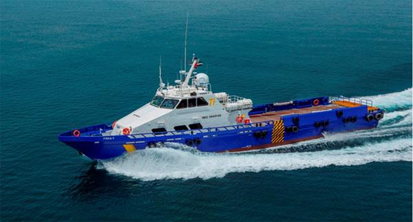 Crew Boat Vessels