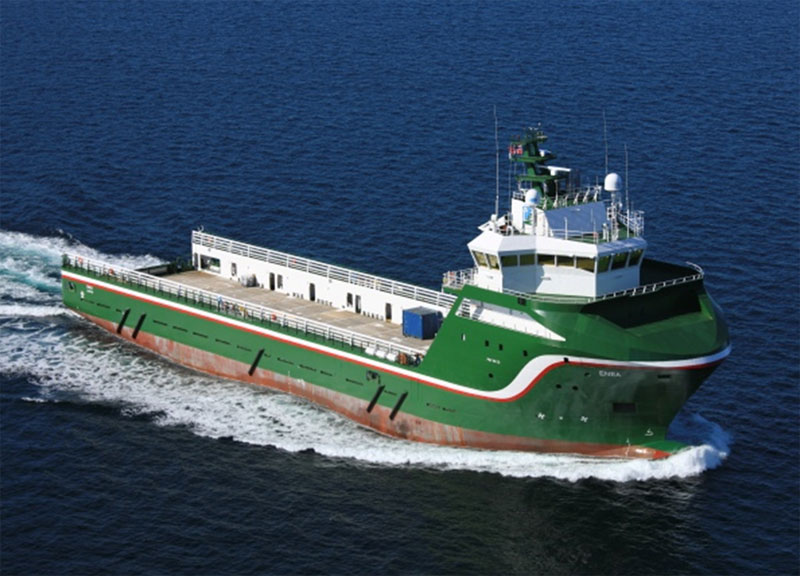 Offshore Supply Vessel Boat