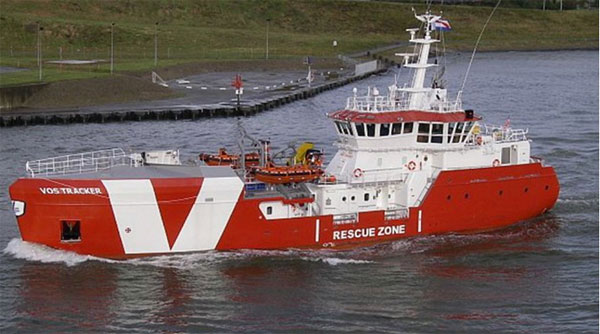 Standby And Rescue Vessels